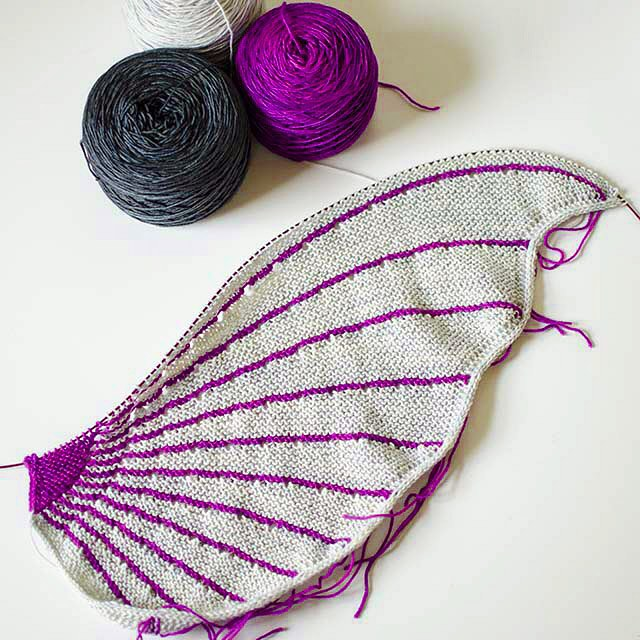 I just cant put this thedoodler down! westknitskal2015