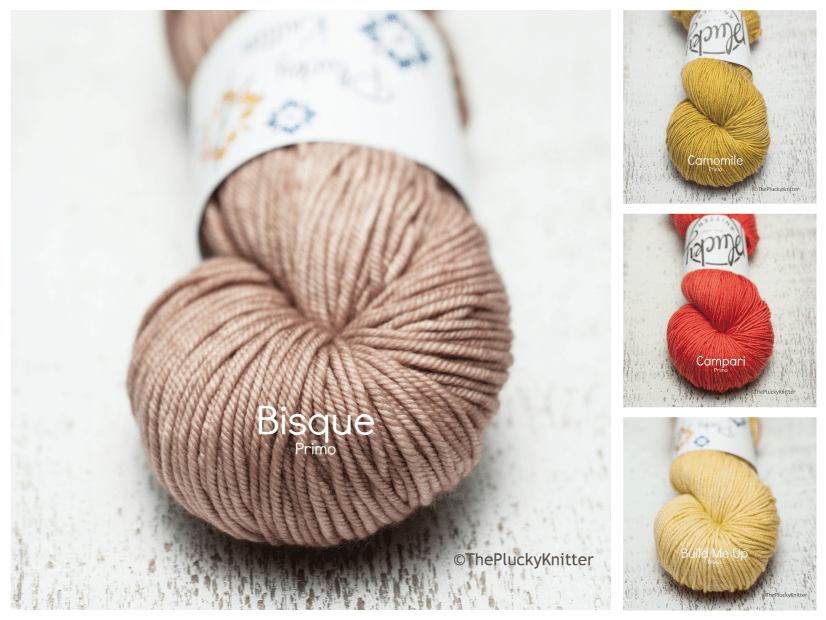 The Plucky Knitter Warm Tones