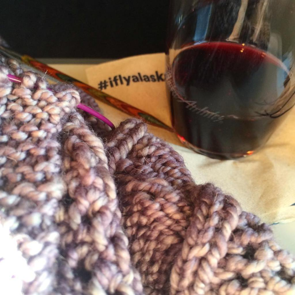 my favorite things its been too long knitting amp wine