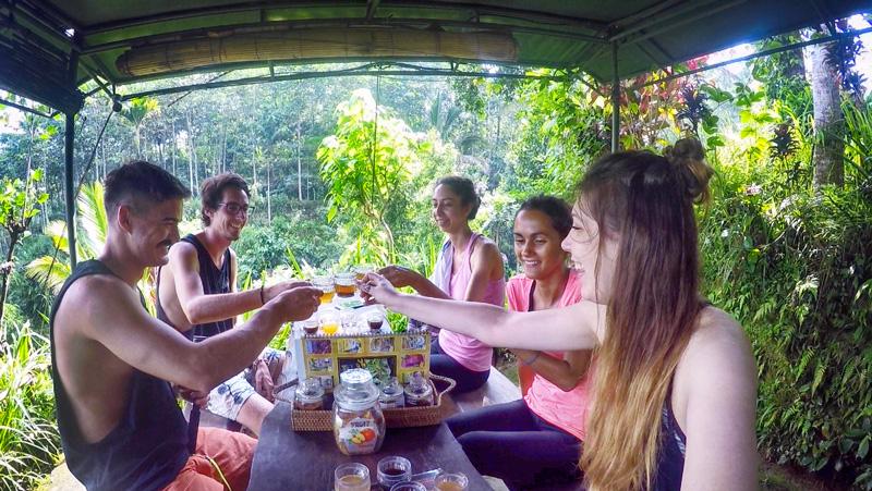 Ubud Bucket List - Tea & Coffee Plantation