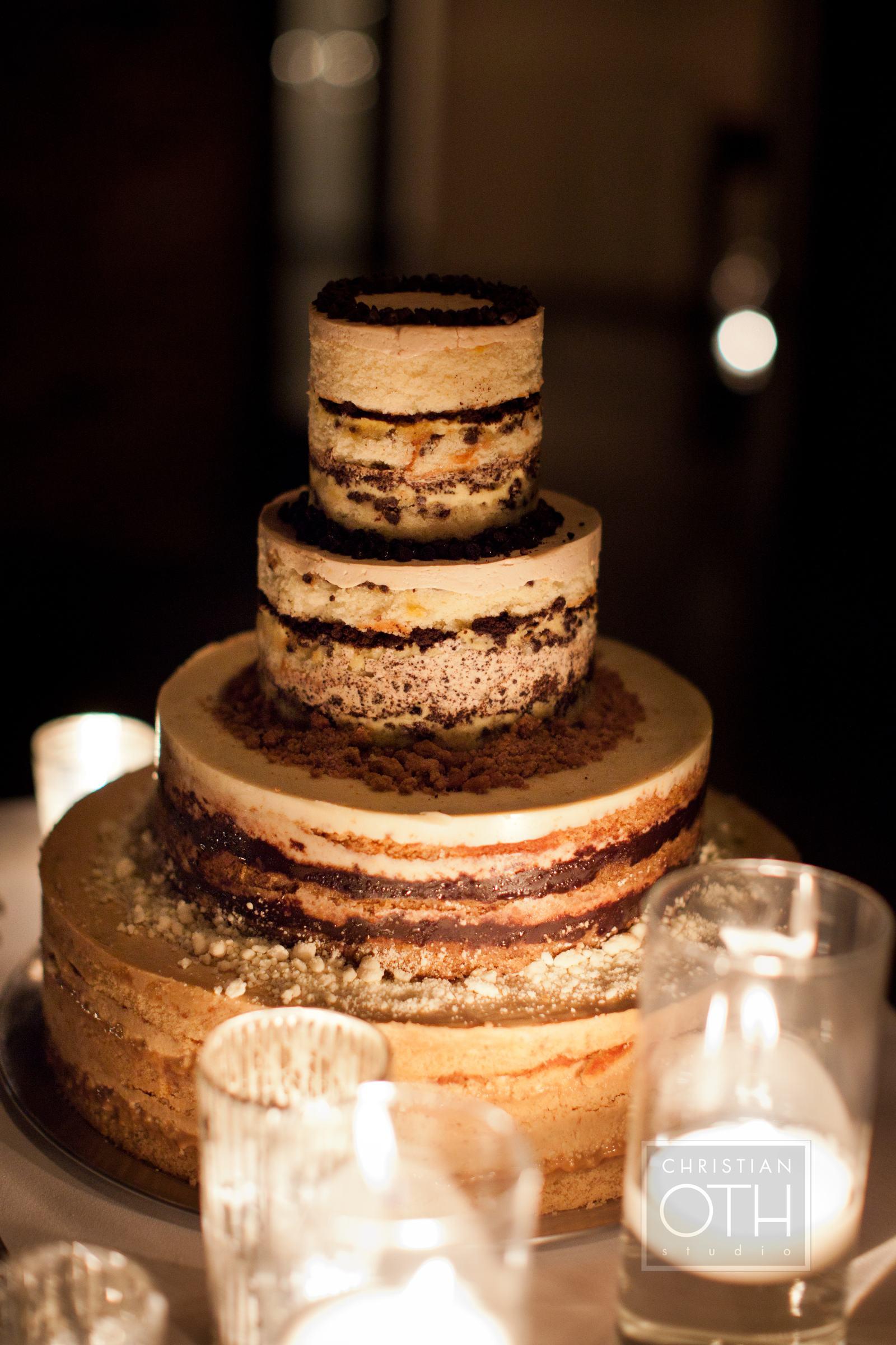 Fullsize Of Unique Wedding Cakes