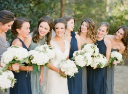 Small Of Slate Blue Bridesmaid Dresses