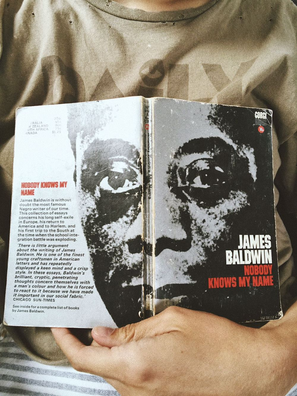 James Baldwin Couldn't be More Relevant