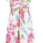 Fransa Flora Summer Dress