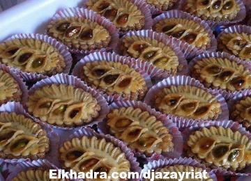 حلويات جزائرية : حلوى المشكلة