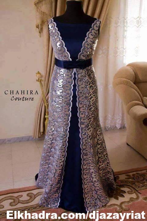 فساتين جزائرية للاعراس 2016