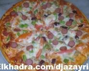 طريقة تحضير بيتزا