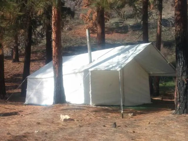 Photos Video Elk Mountain Tents