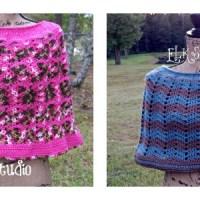 Jayden's Shawlette - A Free Crochet Pattern!