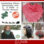 Celebrating Winter Wonderland With 12 FREE Patterns on Craftsy