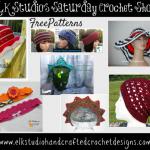 ELK Studio's Saturday Crochet Show #25
