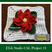 Christmas Present Crochet-Along 2015 Project #3