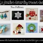 ELK Studio's Saturday Crochet Show #27