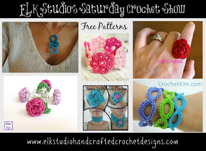 ELK Studio Saturday Crochet Show #37