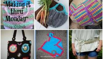 Making it thru Monday Crochet Review #114