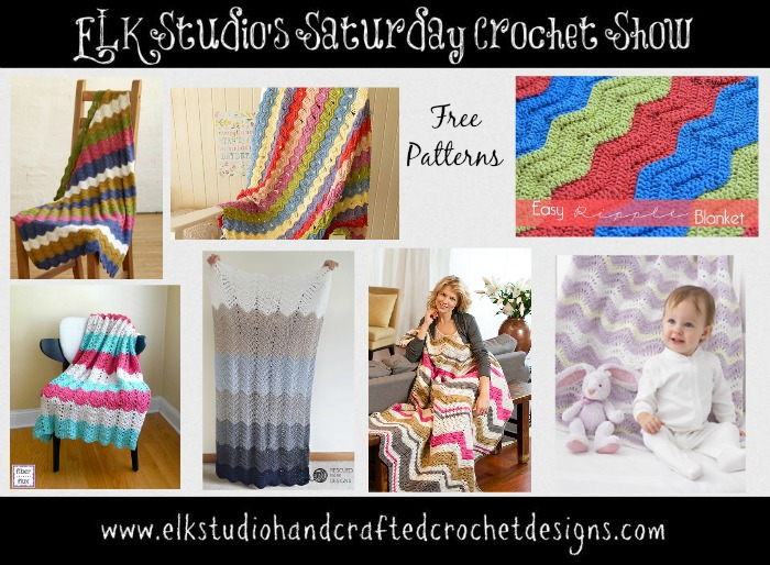 ELK Studio Saturday Crochet Show #43