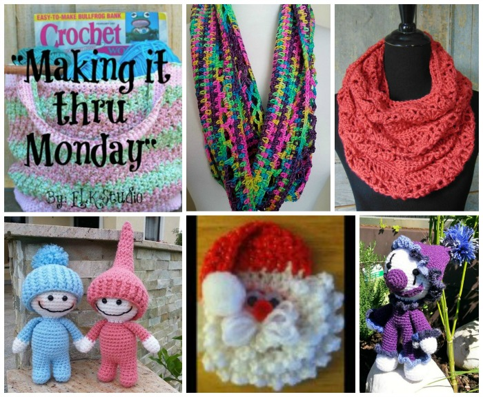 Making it thru Monday Crochet Review #120