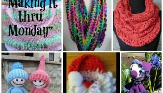 Making it thru Monday Crochet Review #120