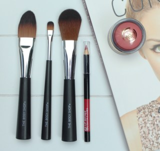 The body shop make-up