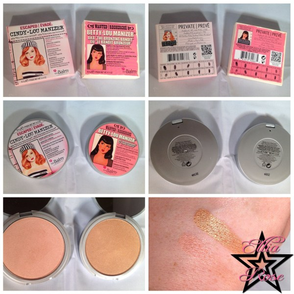 enlumineur et bronzant The Balm