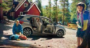 BMW Serie 2 Active Tourer camping
