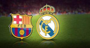 Barcelona real madid