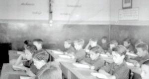 escuela españa años 40 el quijote