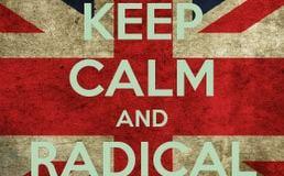 soy un radical keep calm