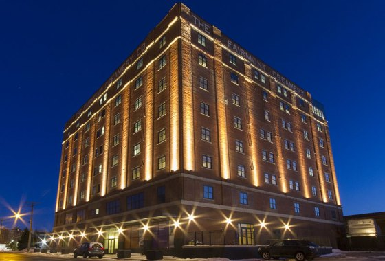 The-Fairmont-199-Scott-St-Buffalo-Night