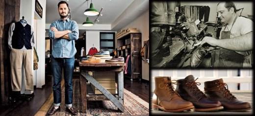 Μεταμόρφωσε το τσαγκάρικο του πατέρα του σε δημοφιλή εταιρεία παπουτσιών