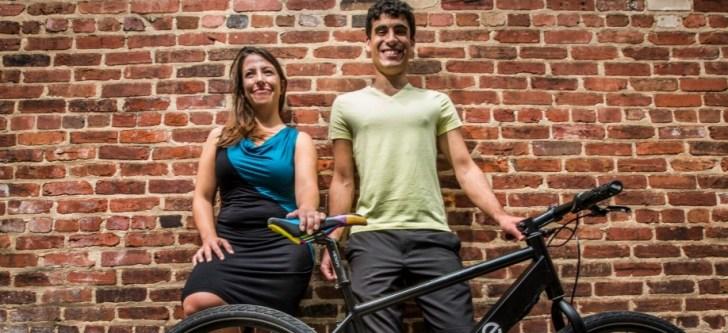 Ιδρυτής της εταιρείας ηλεκτρονικών ποδηλάτων Riide