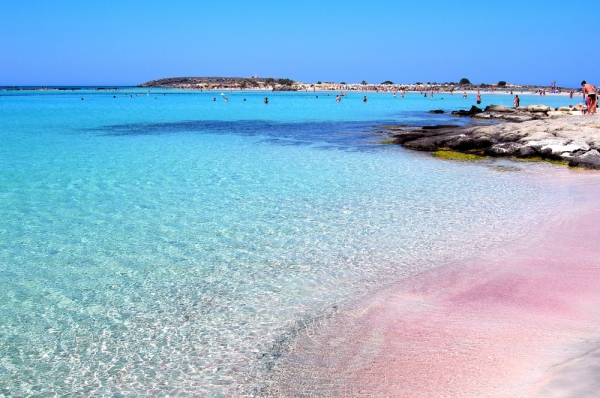 Elafonisi Beach, Crete – Greece