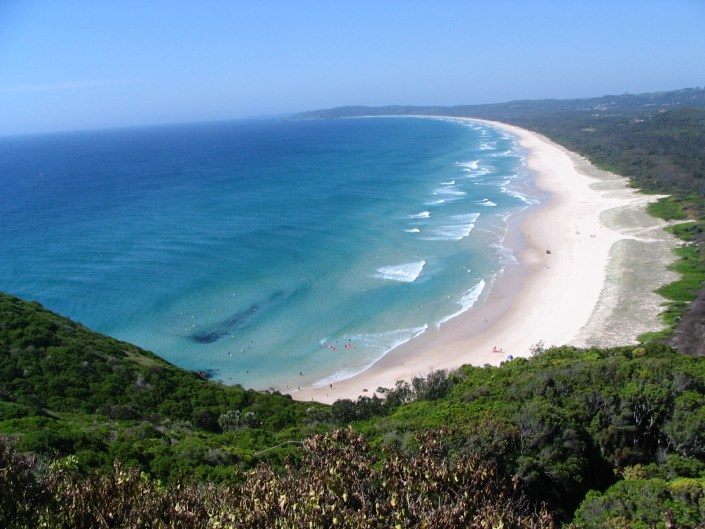 Tallow Beach – Byron Bay