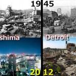 Hiroshima v. Detroit- Who Dropped the Bomb on whom?
