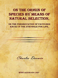 On Darwin and the eternal lie of evolution atheism, Part 1