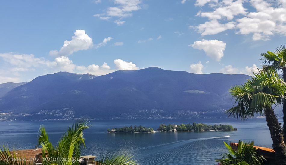 Schweiz: Am Lago Maggiore