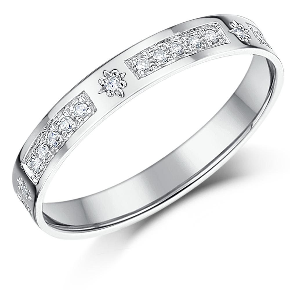 Excellent India Diamond G Half Eternity Ring G Diamond Rings G G Diamond Rings India G Diamond Rings Price Wedding wedding rings Gold Diamond Rings