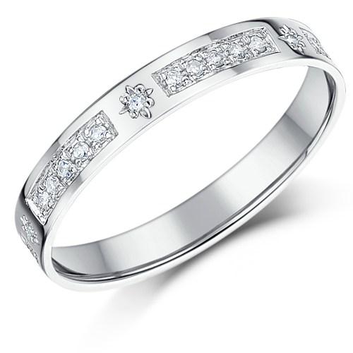 Medium Crop Of Gold Diamond Rings
