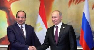القاهرة تستقبل بوتين والسيسى فى مشاورات مستمرة مع الصديق الروسى