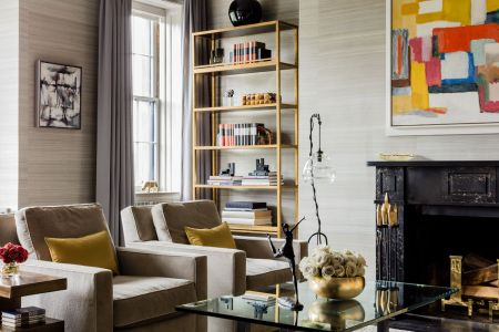 elms interior design beacon hill brownstone 06