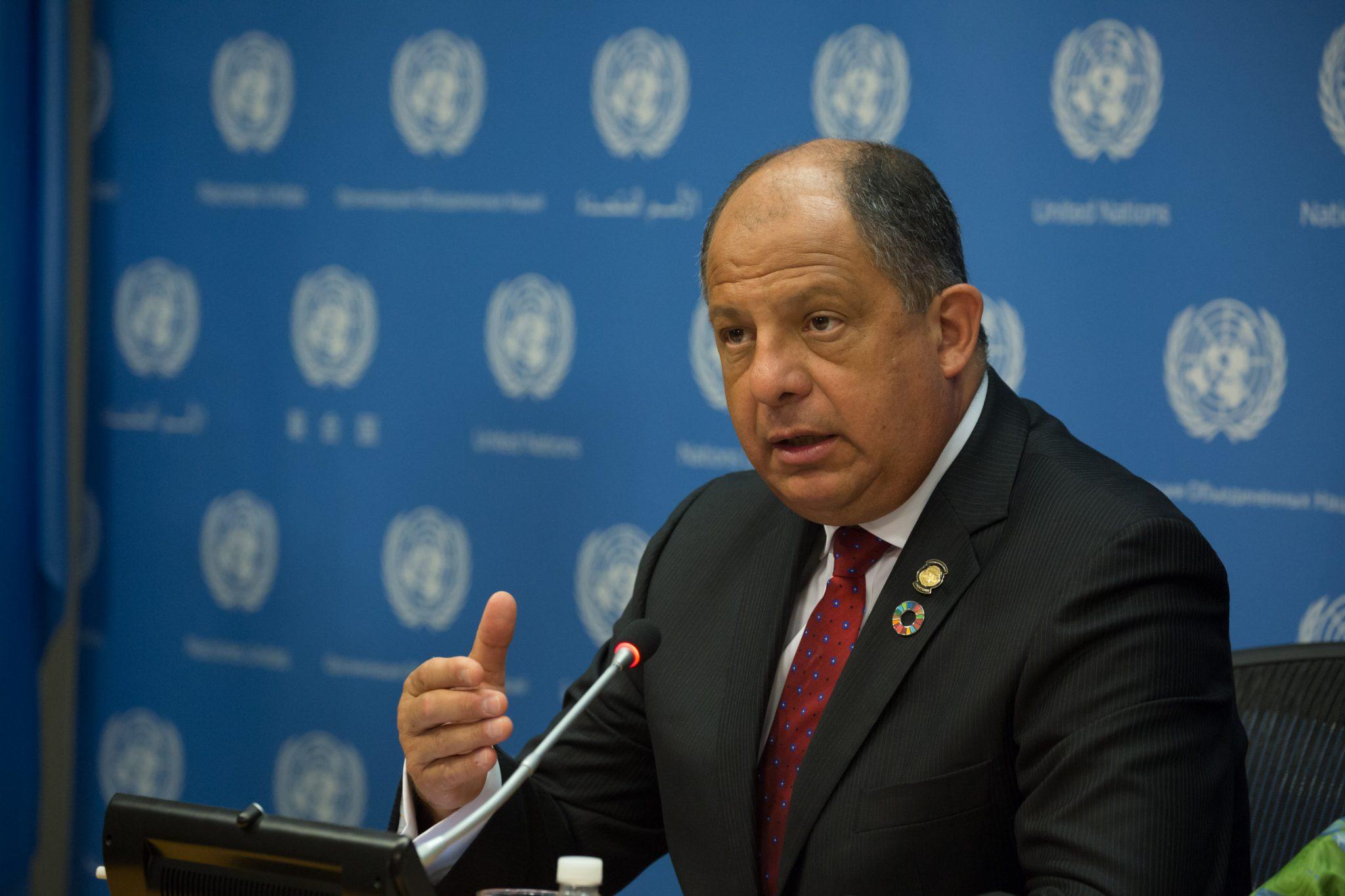 Paz de Colombia presente en discursos de la ONU