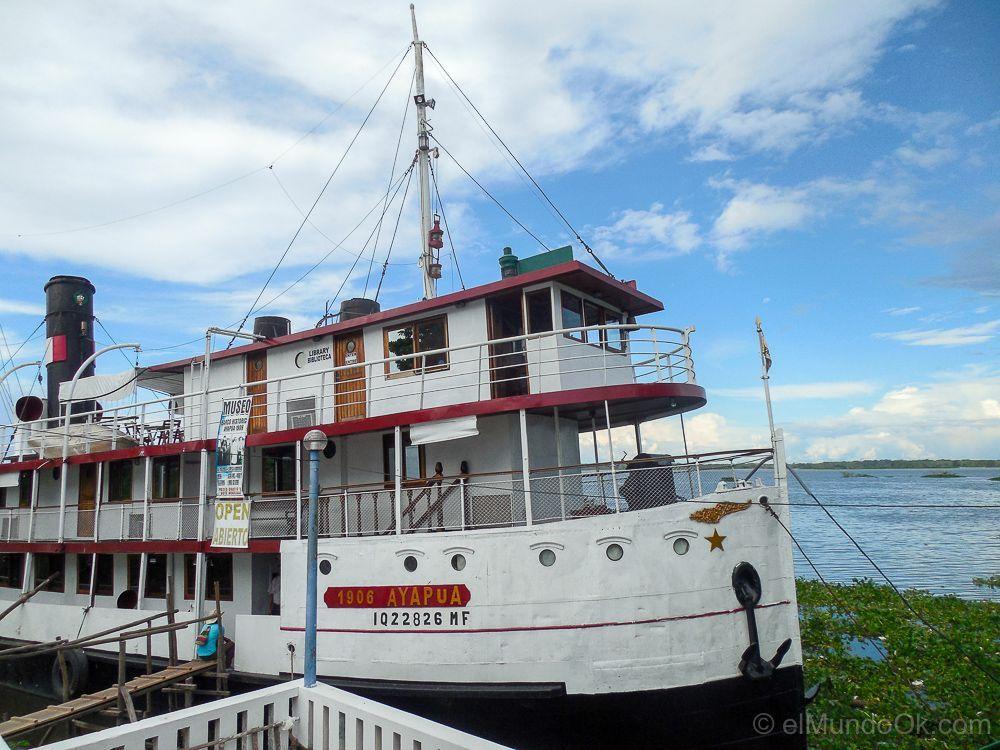 Lo que la Fiebre del Caucho dejó en Iquitos