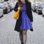 La Robe Bleue – Elodie in Paris