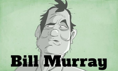 Bill Murray Blank on Blank