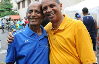Emilio Valdez y Leo Corporán (3)