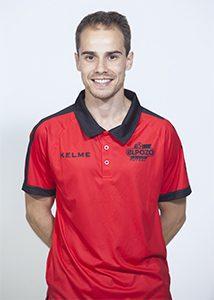 Entrenador de Porteros. Daniel Puche