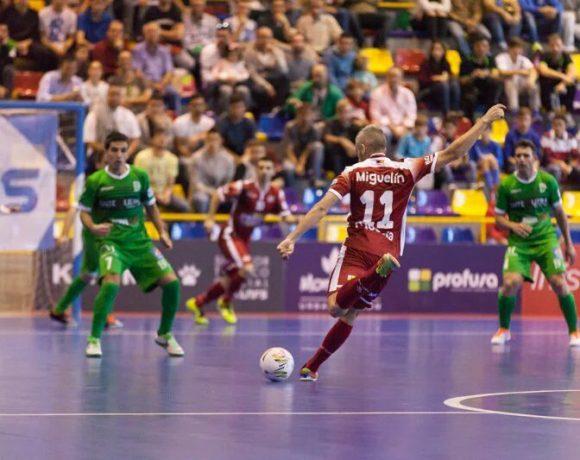 Crónica UMA Antequera vs ElPozo Murcia FS (2-4)
