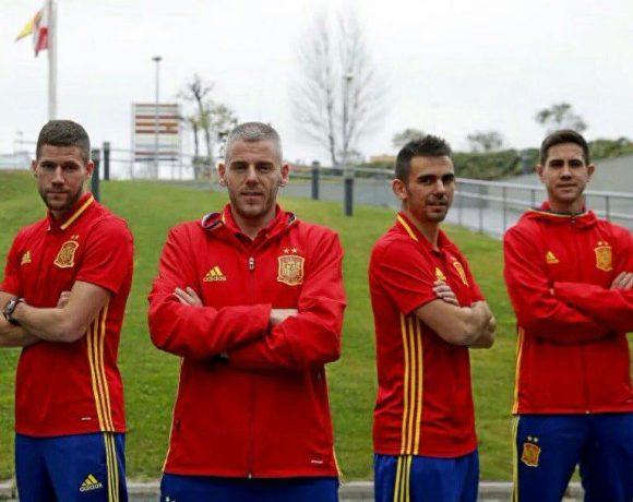MUNDIAL| Miguelín, Bebe, Raúl Campos y Álex convocados con España para la preparación en Las Rozas