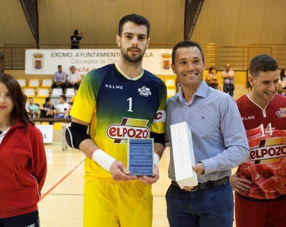 Galería| Pretemporada-ElPozo Murcia FS 3-3 Palma Futsal en Yecla