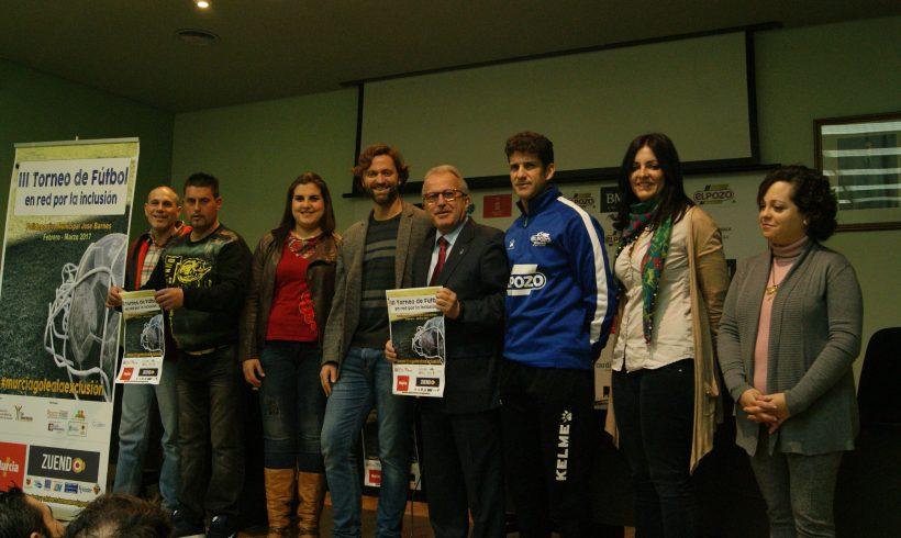 Social| III Torneo de Fútbol por la Inclusión Social con Duda como entrenador de CEPAIM